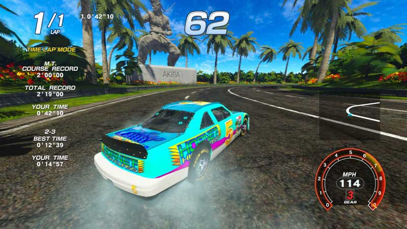Daytona Championship USA - Screenshot 2