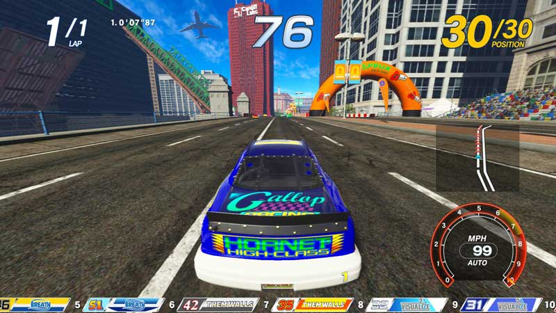 Daytona Championship USA - Screenshot 3