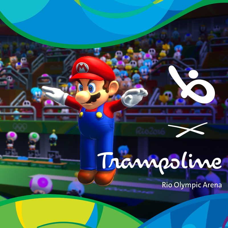 Mario and Sonic at the Rio 2016 Olympic Games - Screenshot 1