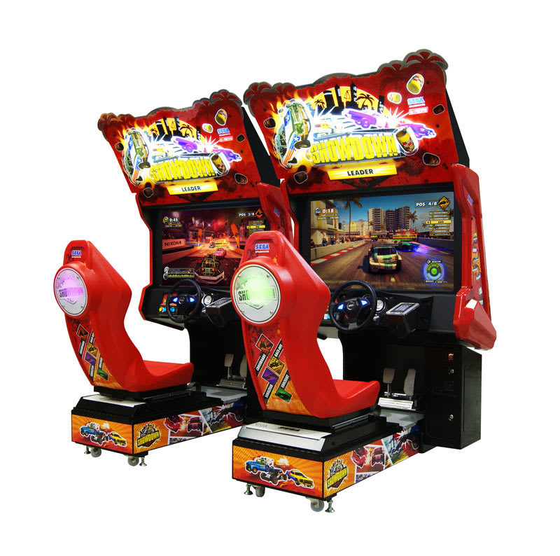 An image of Showdown Twin Arcade Machine