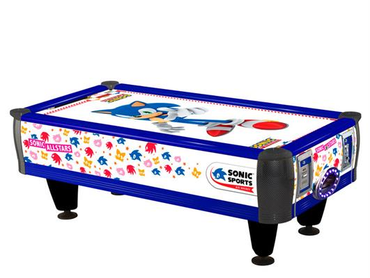 Sonic Baby Air Hockey
