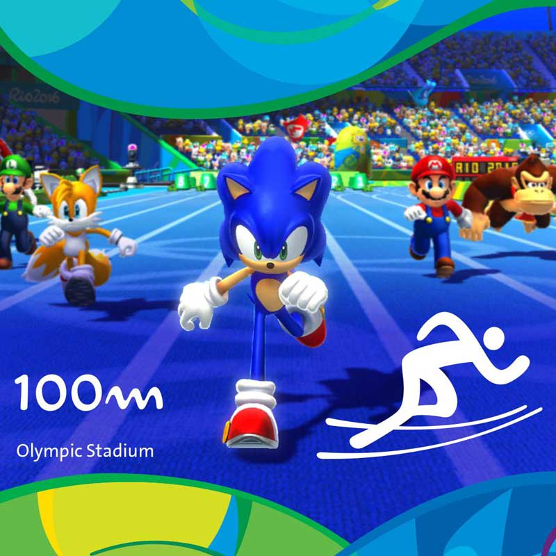 Mario and Sonic at the Rio 2016 Olympic Games - Screenshot 2