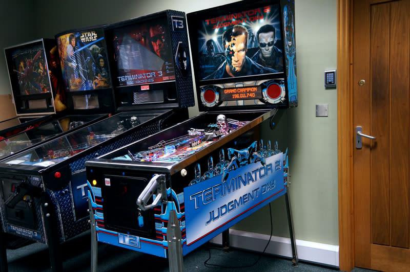 Terminator 2 Pinball Machine - For Sale UK