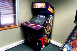 X-Men Fighting Arcade Machine