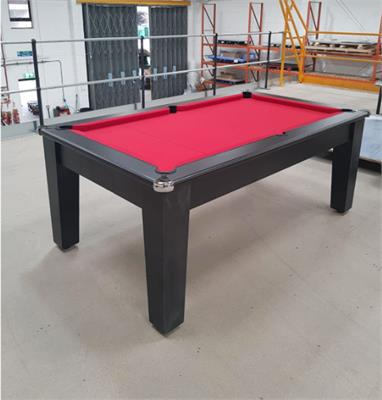 Signature Imperial Pool Table - Black - 6ft - Warehouse Clearance