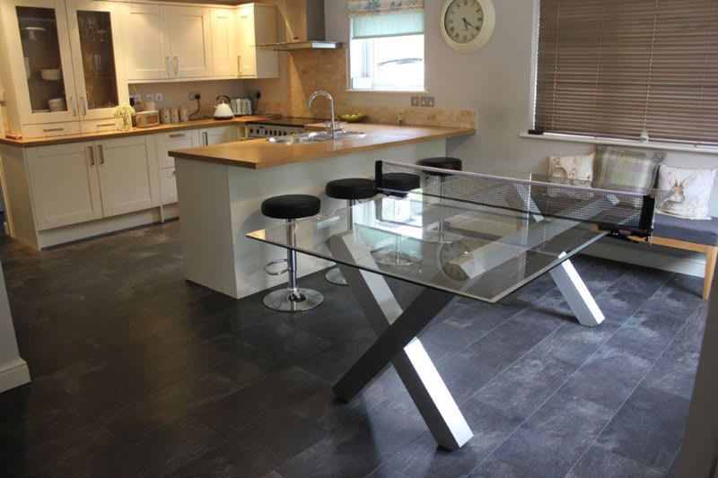 Fabulous Venom Table Tennis Tables Home Leisure Direct Home Interior And Landscaping Dextoversignezvosmurscom