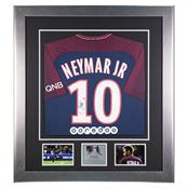 Signed Neymar Jr Shirt