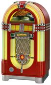 Wurlitzer One More Time CD Jukebox - Red Finish