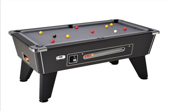 Omega 2.0 Pool Table: All Finishes - 6ft, 7ft