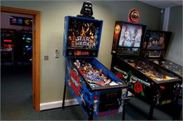 Star Wars Data East Pinball Machine