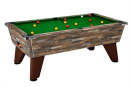 Signature Tournament Pool Table: Boardwalk - 6ft, 7ft