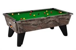 Signature Tournament Pool Table: Byzantine - 6ft, 7ft