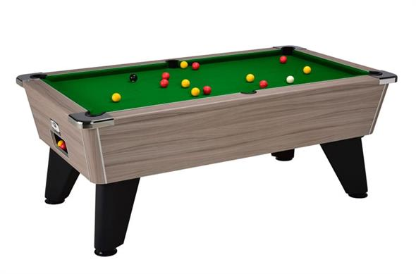 Signature Tournament Pool Table: Shorewood - 6ft, 7ft
