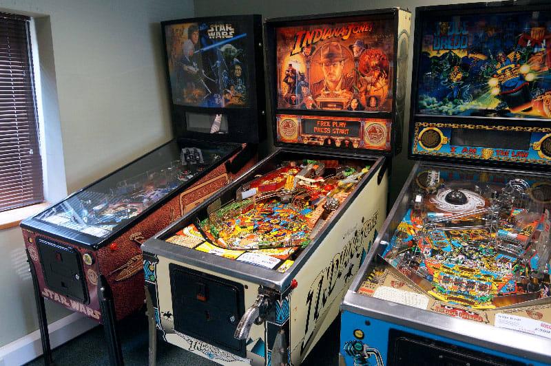 Indiana Jones Williams Pinball Machine For Sale UK