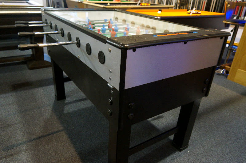 Signature Scudetto Football Table - Cabinet
