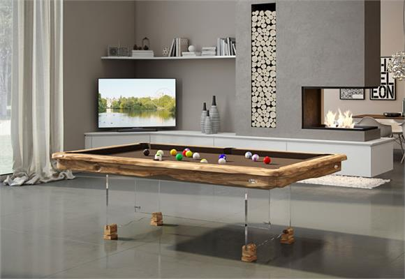 Etrusco Olive Pool Table - 7ft, 8ft, 9ft, 10ft, 12ft