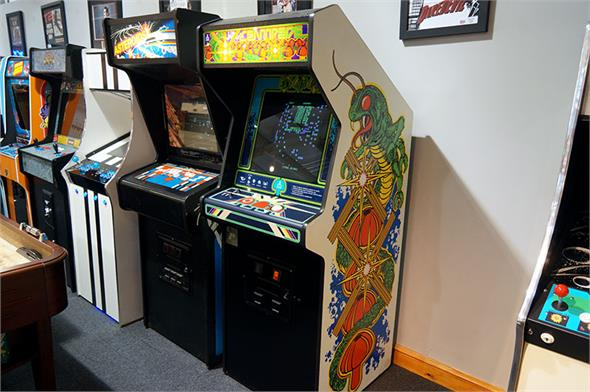 Centipede Arcade Machine