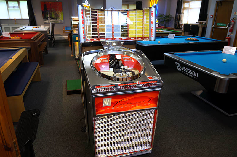 An image of AMI Continental II Jukebox