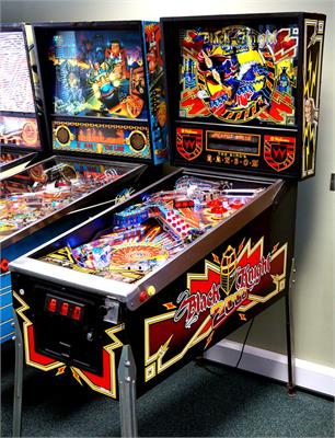Black Knight 2000 Pinball Machine