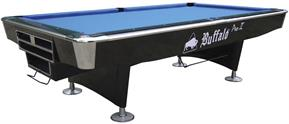Buffalo Pro II American Pool Table (Gloss Black) - 8ft