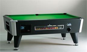 Sam Infinity Coin-Op Pool Table - 7ft