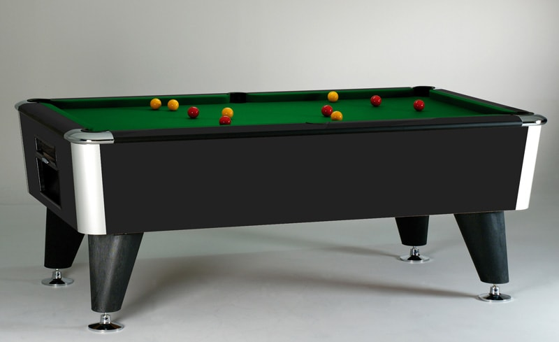 An image of Sam Infinity Champion Pool Table - 7ft