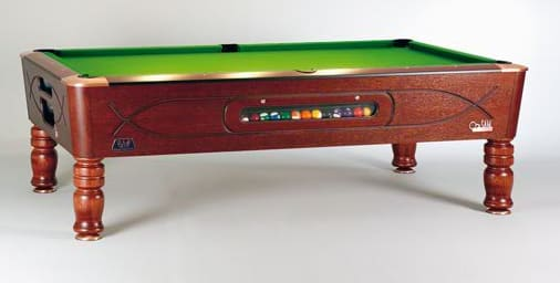 An image of Sam Royal Class American Pool Table - 7ft, 8ft, 9ft |