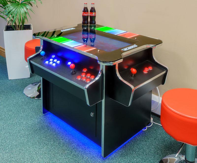 An image of ArcadePro Neptune 1061 Cocktail Arcade Machine