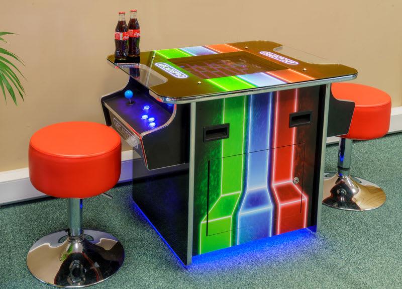 An image of ArcadePro Mars 55 Cocktail Arcade Machine