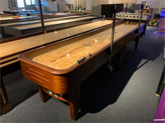 Brunswick Andover Shuffleboard 12ft: Warehouse Clearance