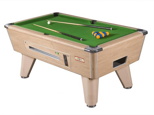 PLYWOOD Supreme Winner Pool Table - 6ft, 7ft