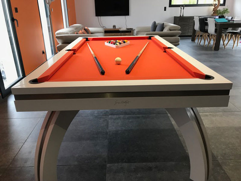 Billards Montfort Pilat Pool Table - End