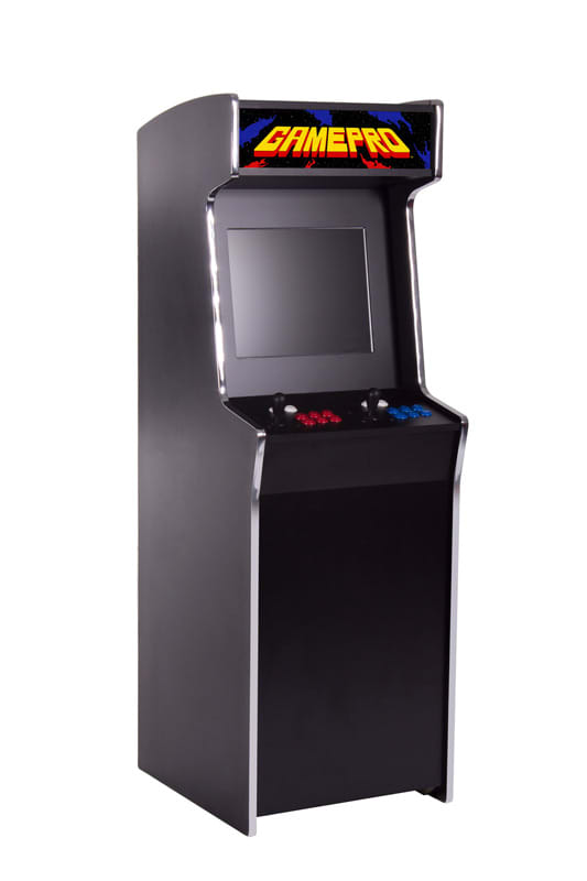 An image of GamePro Invader 60 Upright Arcade Machine