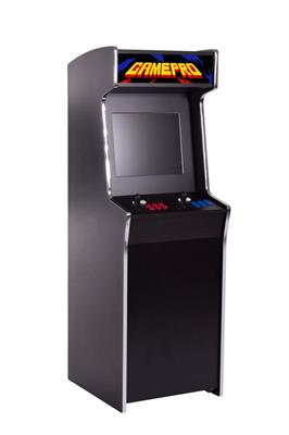 GamePro Invader 1500 Upright Arcade Machine