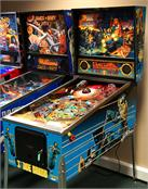 Judge Dredd Pinball Machine