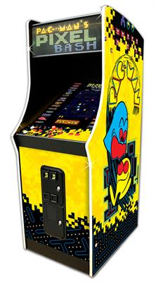 Pac-Man's Pixel Bash Upright Coin-Op Arcade Machine