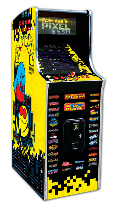 Pac-Man's Pixel Bash Home Arcade Machine