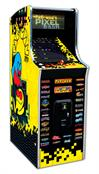Pac-Man's Pixel Bash Upright Home Arcade Machine
