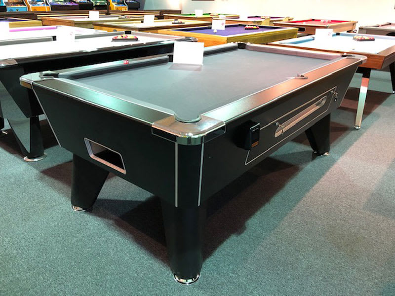 Signature Tournament Contactless Pool Table