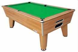 Classic Pool Table - All Finishes: 6ft, 7ft