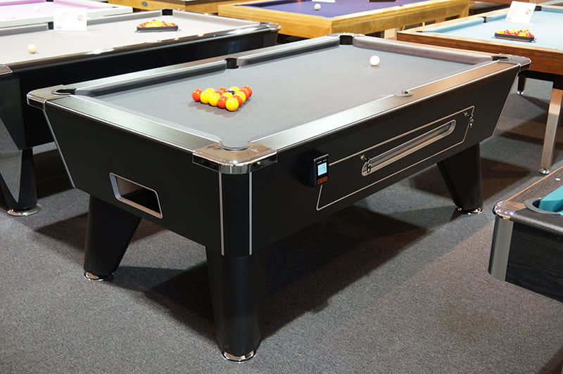 An image of Signature Tournament Pro Edition Contactless Pool Table - 6ft, 7ft | C