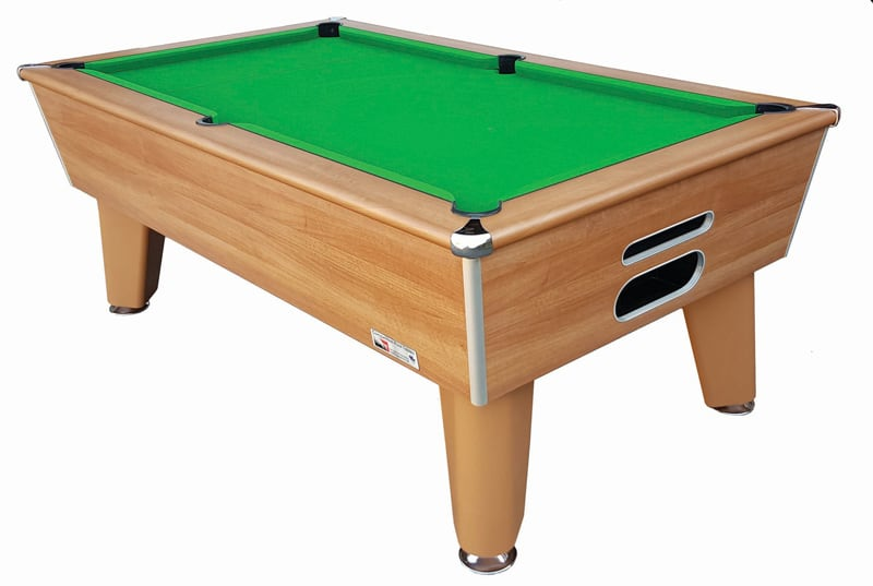 sc 1 st  Home Leisure Direct & Signature Harvard American Pool Table - 7ft | Free Delivery!