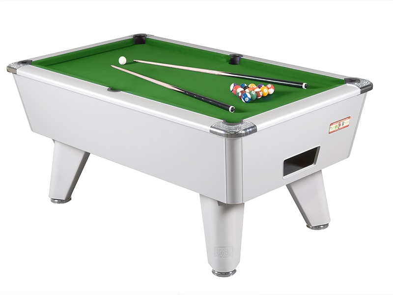 Supreme Winner Pool Table Aluminium