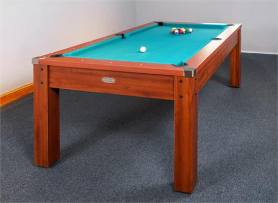 Signature Bath Pool Dining Table (Wood Bed): 6ft, 7ft