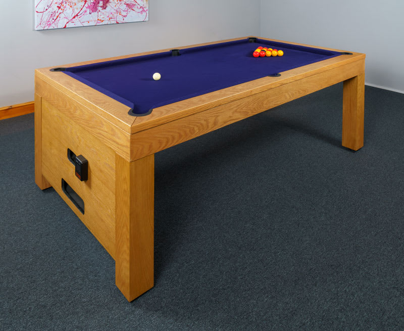 An image of Signature Vantage Contactless Pool Dining Table: 7ft | Commercial Rent