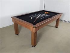 Jack Daniel's Oxford Pool Dining Table - 7ft: Warehouse Clearance