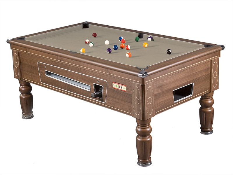 An image of Supreme Prince Pool Table - 6ft, 7ft