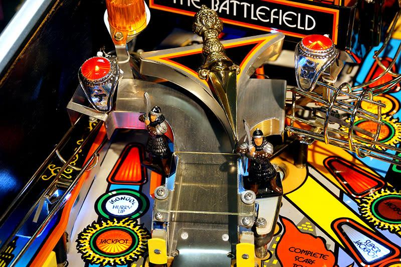 The Shadow Pinball Machine - Phurba Diverter