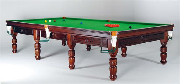 Sam Tagora Snooker Table Mahogany - 12ft