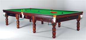 Sam Tagora Snooker Table Mahogany - 10ft